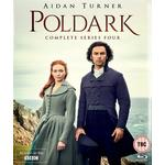 Poldark Filmer Poldark Series 4 [DVD] [2018]